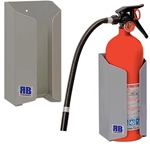 Aluminum Fire Extinguisher Holder