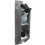 Aluminum Detailing Triple Spray Bottle Holder