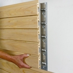 InstallStrips for storeWALL slatwall organization panels