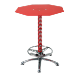 PitStop Crew Chief Cocktail - High Top -Bar Table