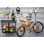 Sports Accessory Kit for Slatwall Wall Storage Organizers