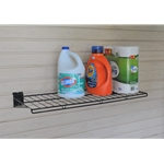 30 inch x 12 inch Large Wire Shelf for Slatwall Storage