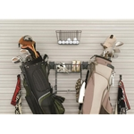 Golf Sports Hook Basket Accessory Kit for Slatwall