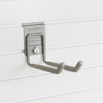 Heavy Duty Universal Hook for storeWALL - Slatwall Storage