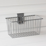 Caddy Basket for  storeWALL Slatwall  Storage