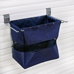 Grab and Go Medium Mesh Basket for storeWALL Slatwall Storage