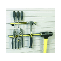 Magnetic Tool Storage for Slatwall  Wall Organizers