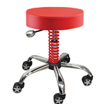 R-STOOL-RED