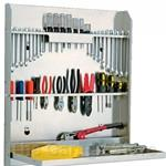 Aluminum Hand Tool Storage Cabinet Workstation