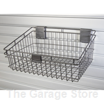 12 in. x 18 in. Handiwall Basket for Slatwall Wall Storage
