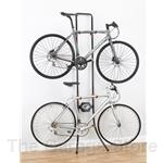 Lean Machine 2 Bike Gravity Storage Rack