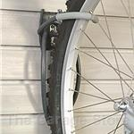 Bike Storage Hook for Slatwall Wall Organizers